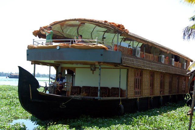 houseboat package