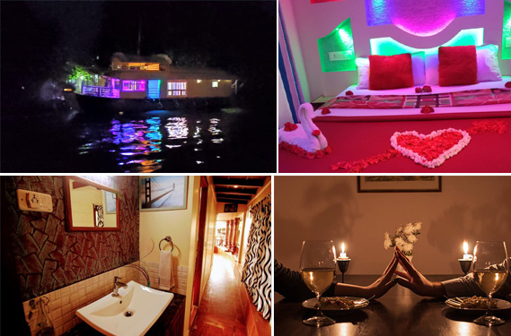houseboat, bedrooms, food